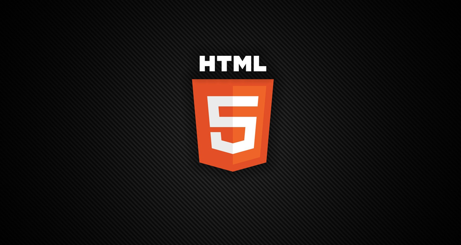 As novas características do HTML5